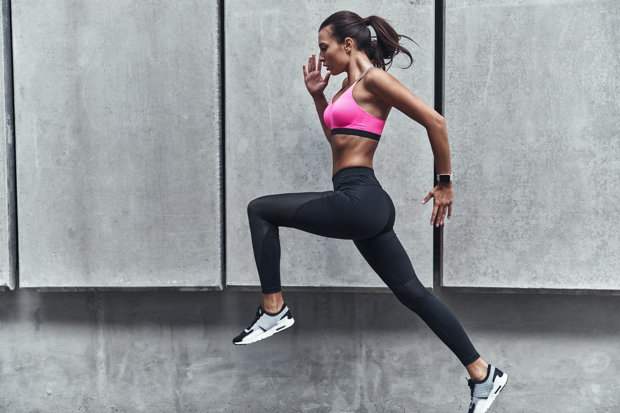 Löploppet – både ett mål och en motivation